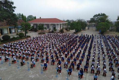 Hình ảnh tuyên truyền giáo dục về bạo lực học đường